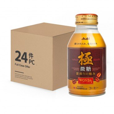 ASAHI - Wonda Kiwami Light Sugar case - 260MLX24