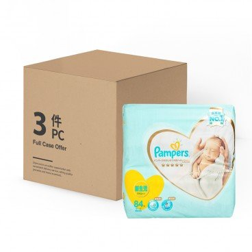 PAMPERS幫寶適(PARALLEL IMPORT) - Ichiban New Born - 84'SX3