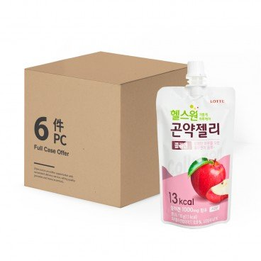 LOTTE - Konjac Jelly Collagen case - 130GX6