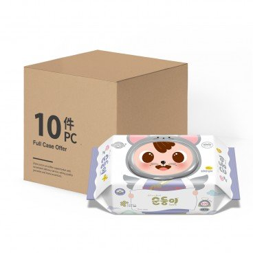 SOONDOONGI - New Year Special Edition Baby Wet Tissue - 100'SX10