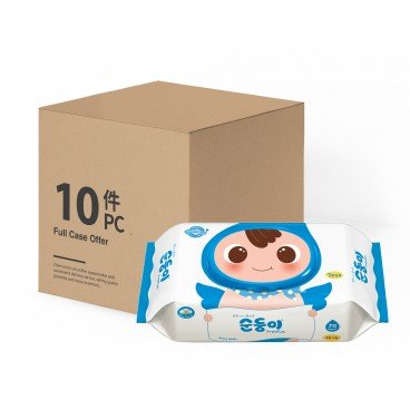 SOONDOONGI - Fragrance Free Premium Baby Wipes Case - 70'SX10