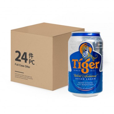 TIGER - Beer full Case - 330ML X 24