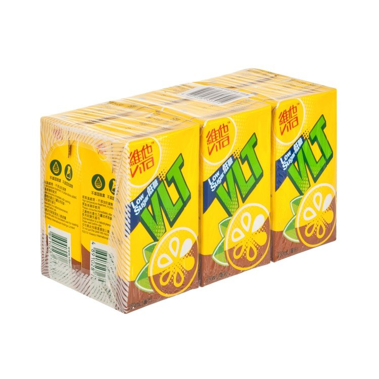 VITA - LEMON TEA-LOW SUGAR - 250MLX6