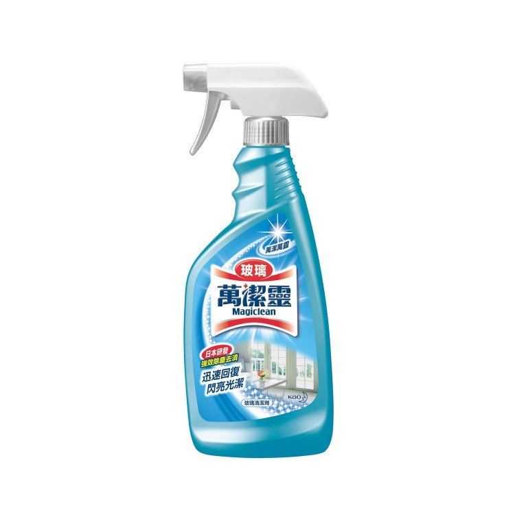 KAO MAGICLEAN - GLASS CLEANER TRIGGER - 500ML