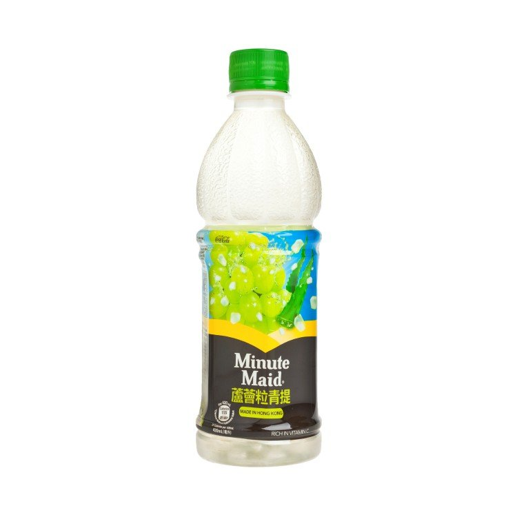 MINUTE MAID - WHITE GRAPE DRINK - 420ML