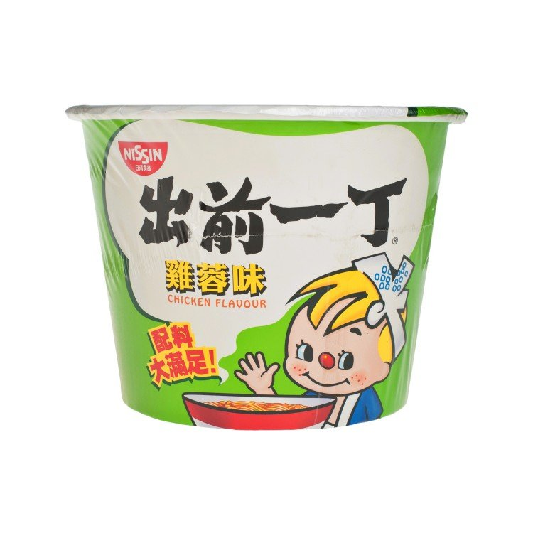 DE-MA-E - BOWL NOODLE-CHICKEN - 103G