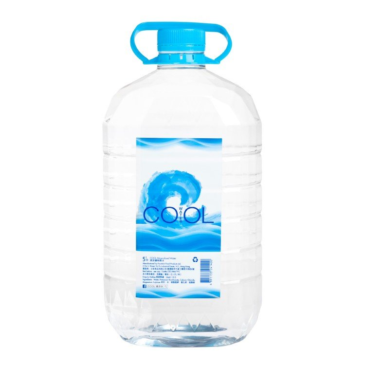 COOL - WATER - 5L