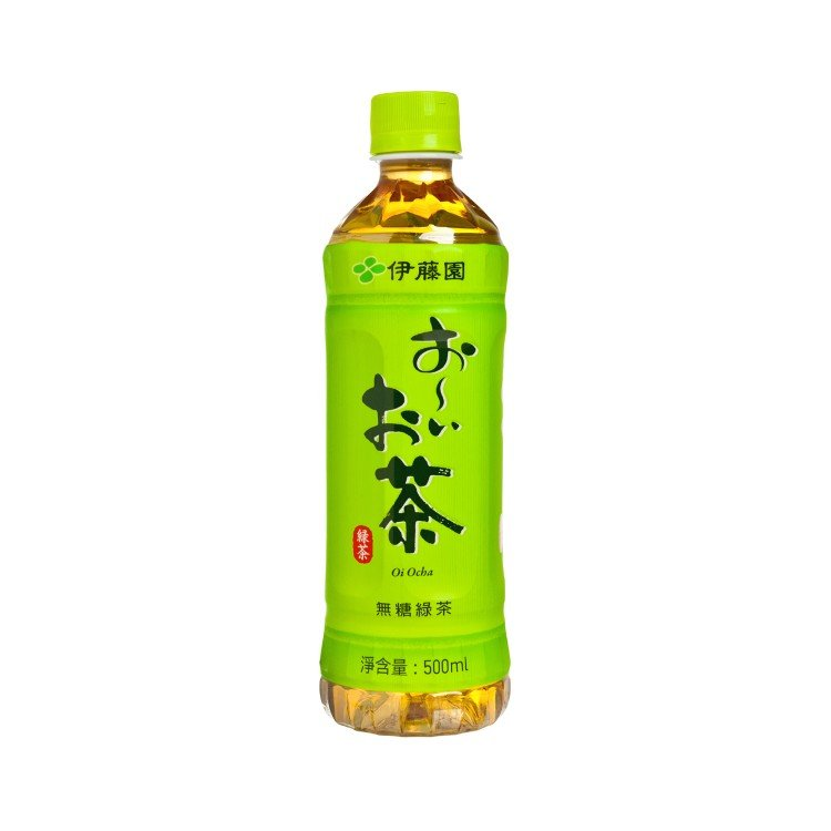 ITOEN - JAPAN GREEN TEA - 500ML