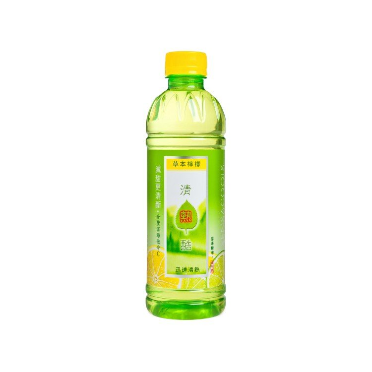 SENSA COOLS - HERBAL LEMON DRINK - 350ML