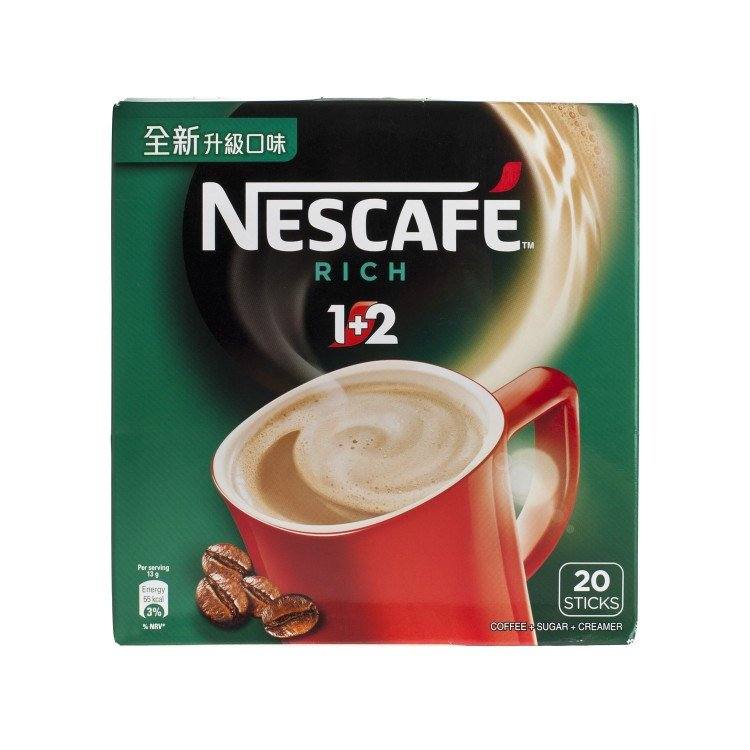 NESCAFE - 1+2 RICH - 13GX20