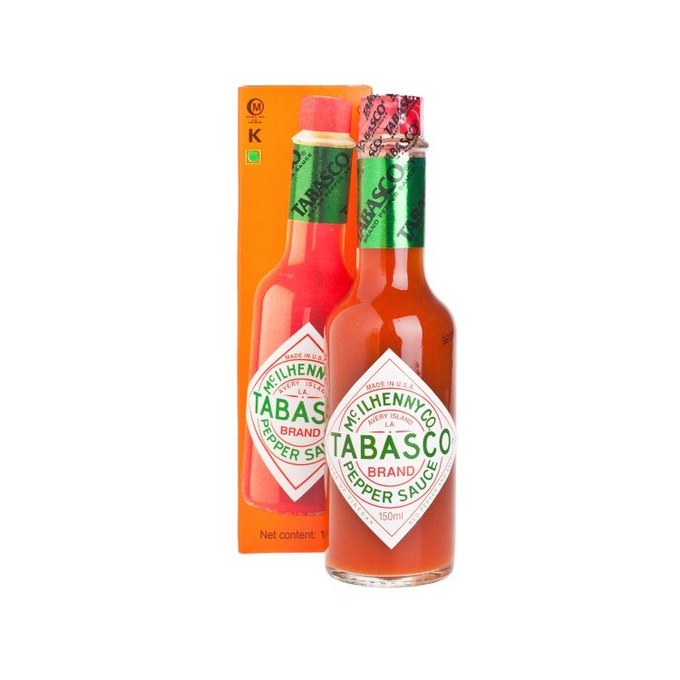 TABASCO - PEPPER SAUCE - 150ML