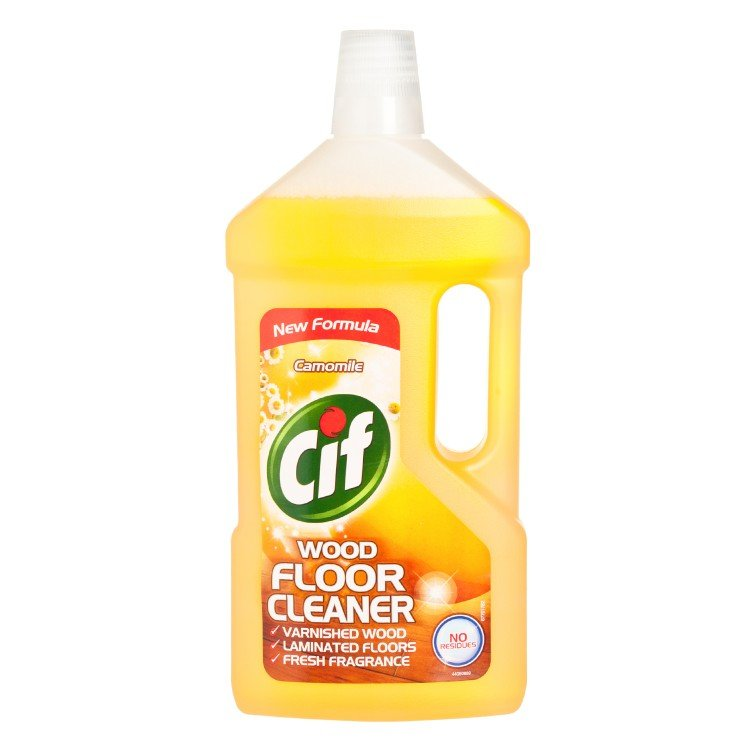 CIF(PARALLEL IMPORT) - WOOD FLOOR CLEANER CAMOMILE - 1L