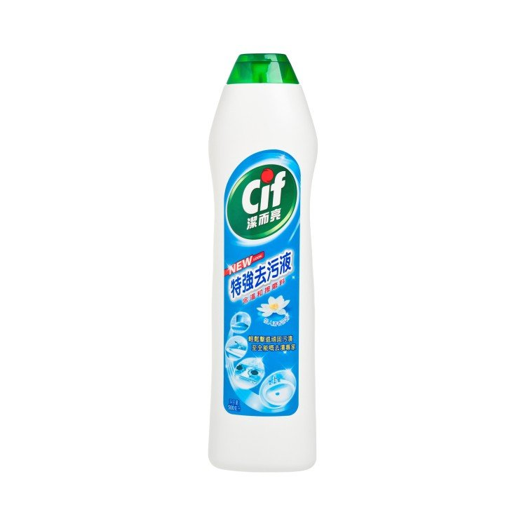 CIF - CREAM CLEANSER - 500ML