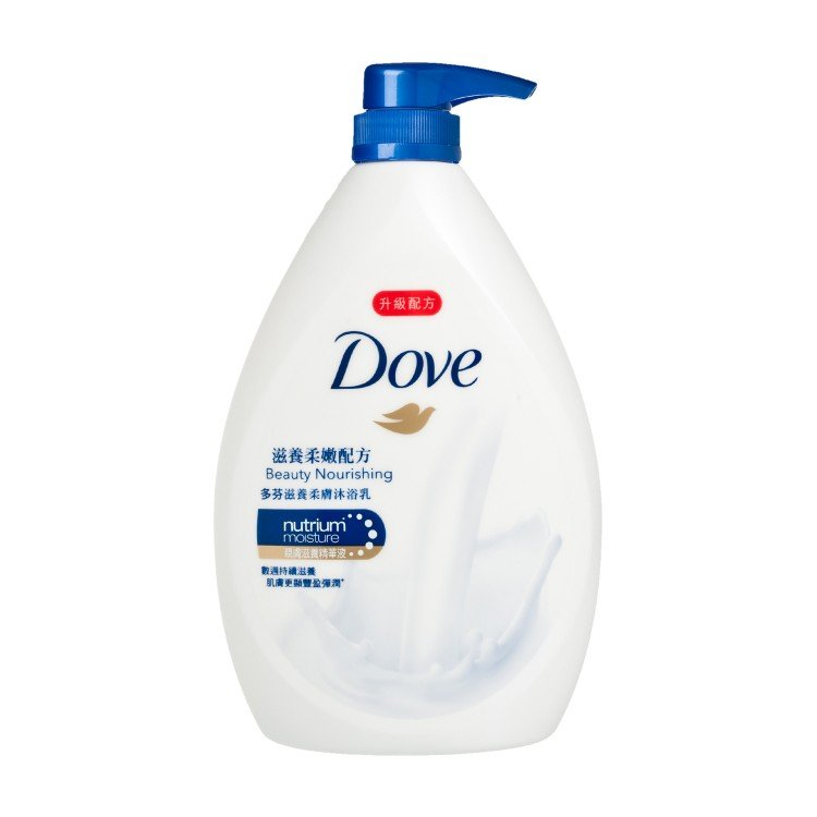 DOVE - BEAUTY NOURISHING BATH - 1L