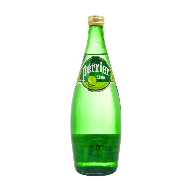 PERRIER - SPARKLING MINERAL WATER TWIST-LIME - 750ML