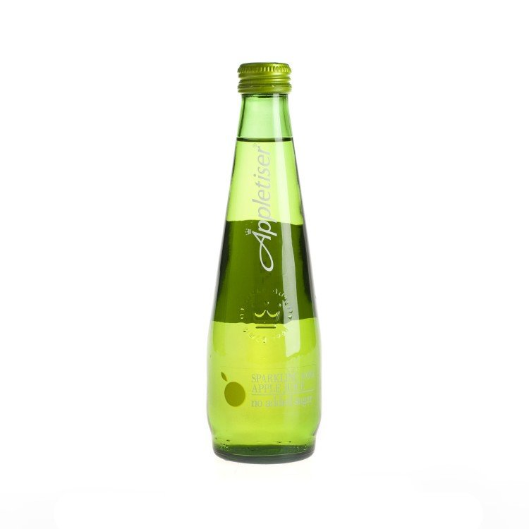 APPLETISER - SPARKLING APPLE JUICE - 275ML