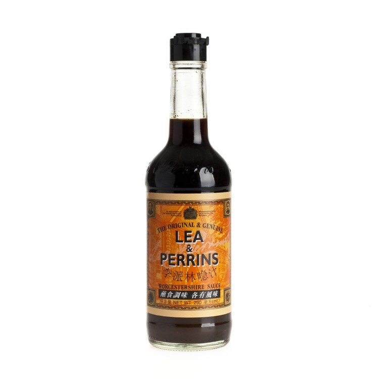 LEA & PERRINS - WORCESTERSHIRE SAUCE - 290ML