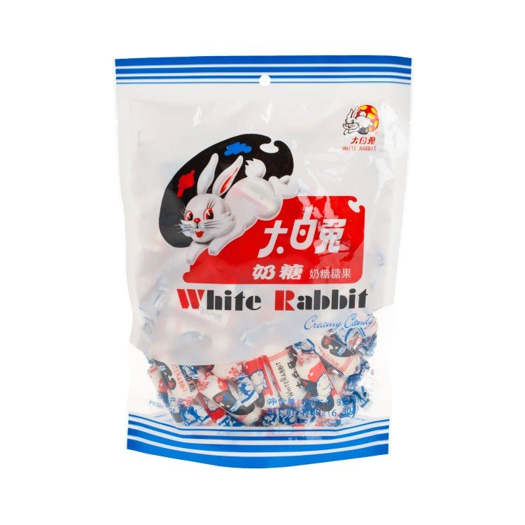 WHITE RABBIT - CREAMY CANDY - 180G