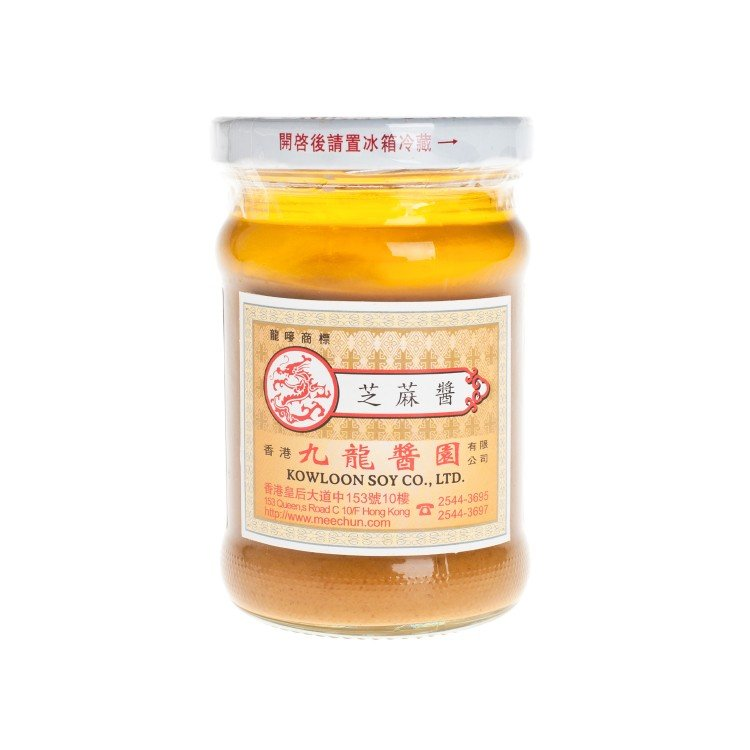 KOWLOON SAUCE CO. - SESAME SAUCE - 225G