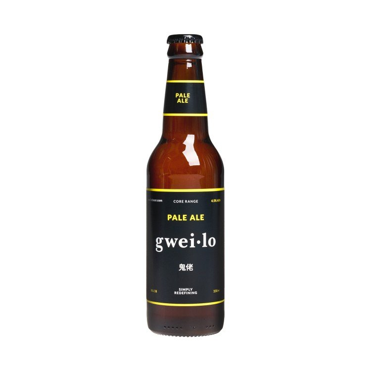 GWEI LO - PALE ALE(BOTTLE) - 330ML