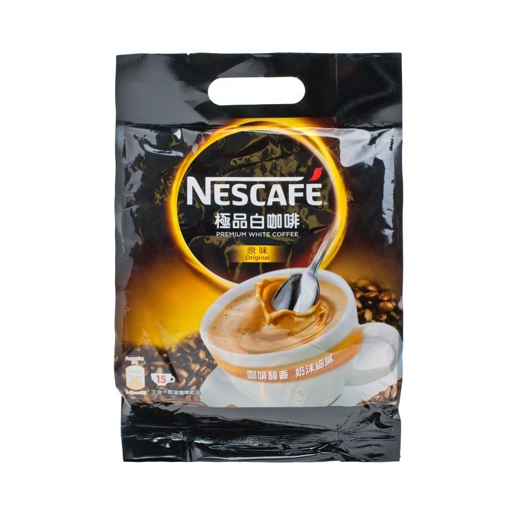 NESCAFE - PREMIUM  WHITE COFFEE-ORIGINAL - 29GX15
