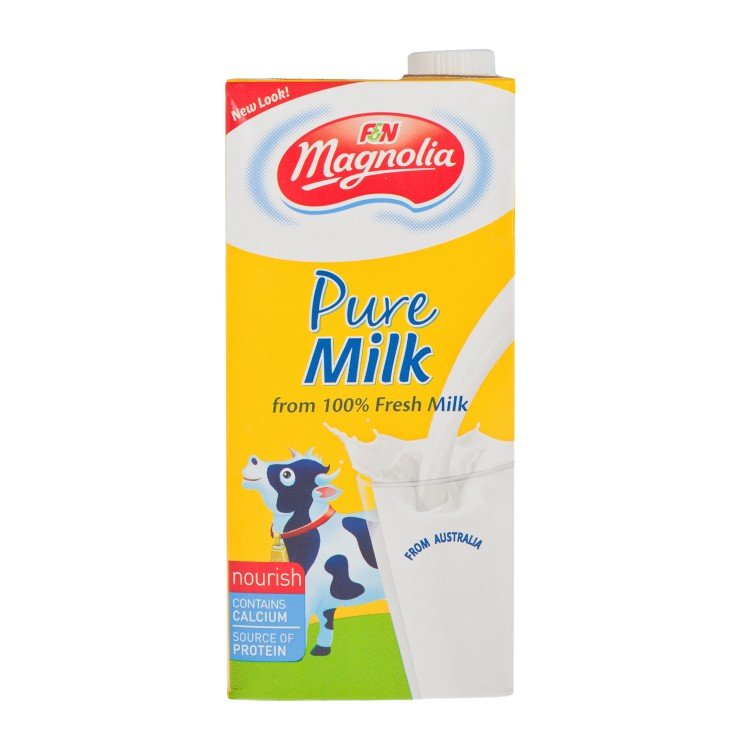 MAGNOLIA - FULL CREAM MILK - 1L