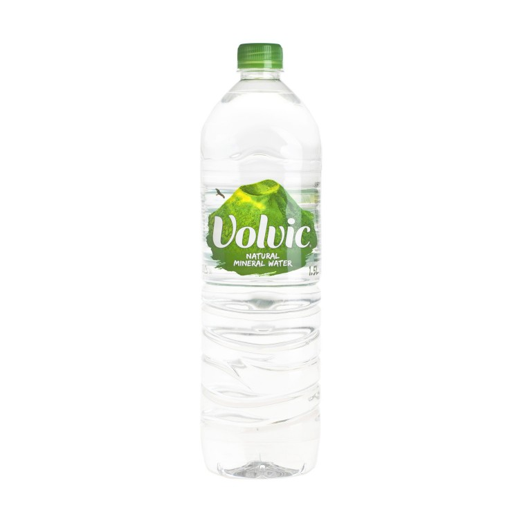 VOLVIC - NATURAL MINERAL WATER - 1.5L