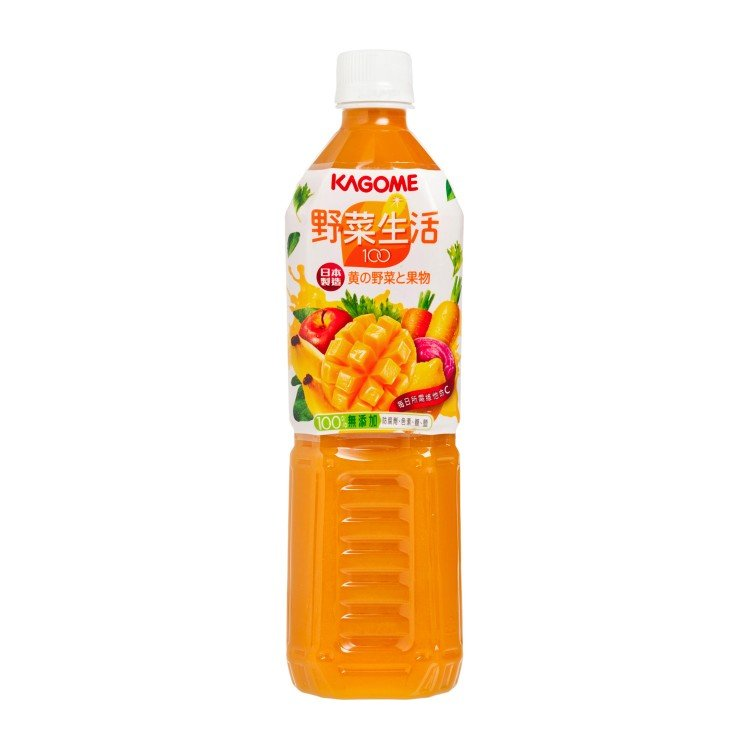KAGOME - MANGO MIXED JUICE - 720ML