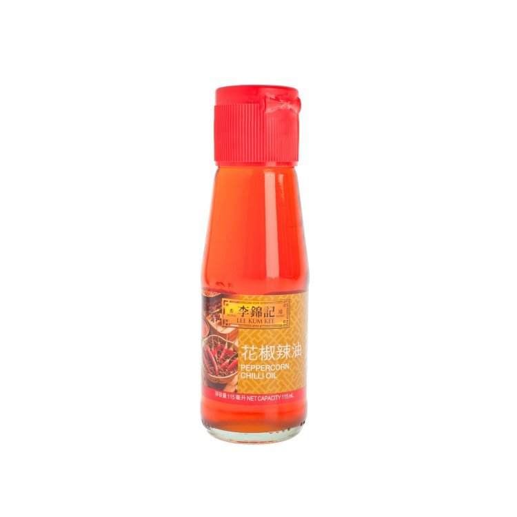 LEE KUM KEE - PEPPERCORN CHILI OIL - 115ML