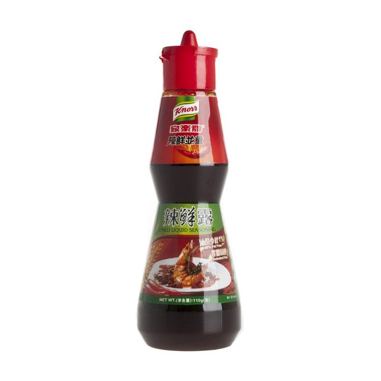 KNORR - LIQUID SEASONING SPICE - 110G