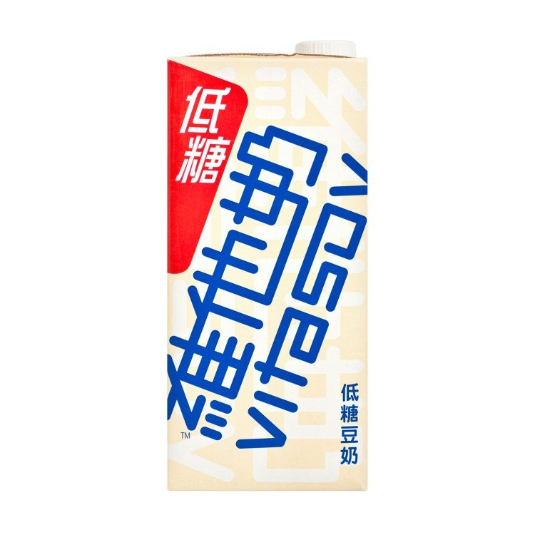 VITASOY - SOYA BEAN MILK-LOW SUGAR - 1L