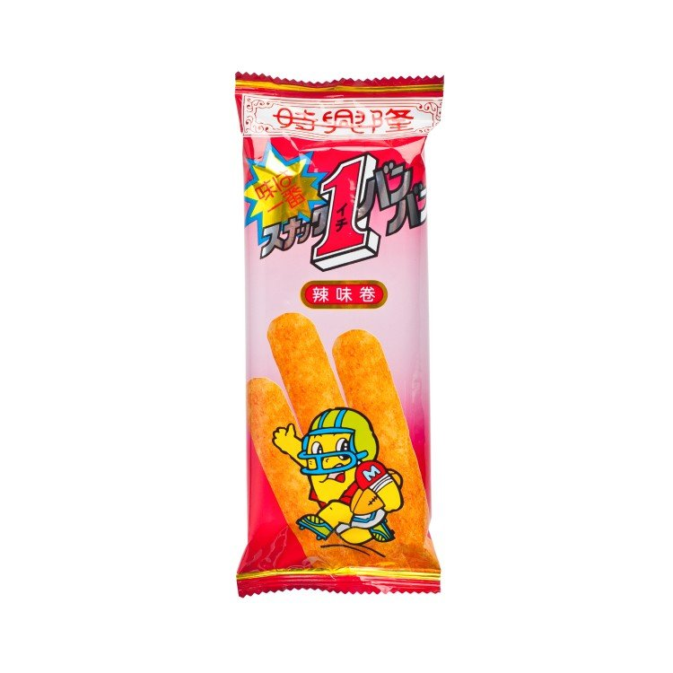 SZE HING LOONG - CHILLI CORN ROLL - 15G