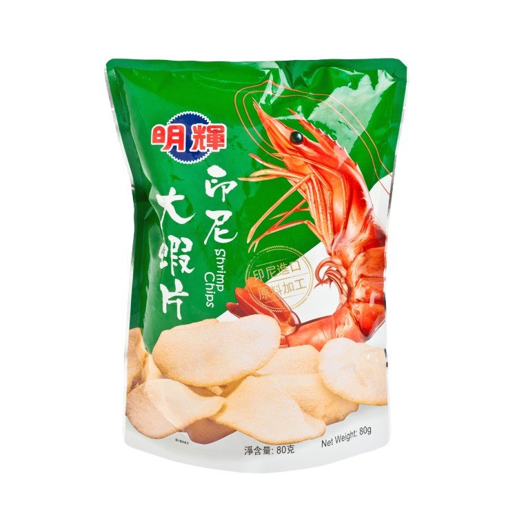 BRILLIANT - JUMBO SHRIMP CHIPS - 80G