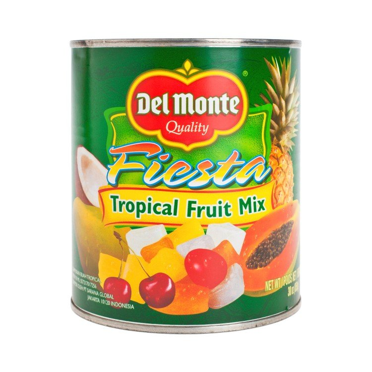 DEL MONTE - FIESTA TROPICAL FRUIT MIX - 30OZ