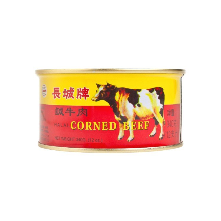 GREATWALL - CORNED BEEF - 340G