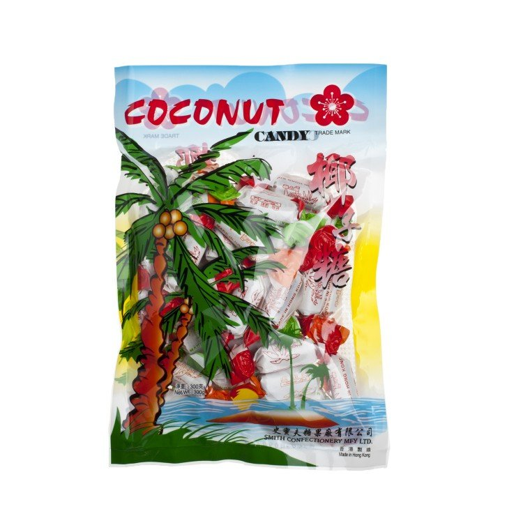 SMITH - COCONUT CANDY - 300G