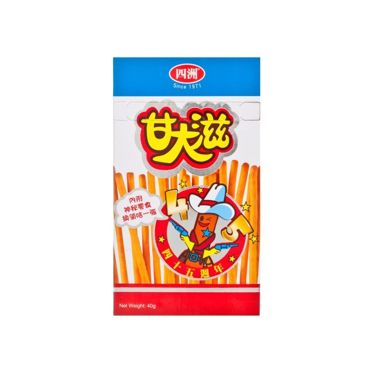 FOUR SEAS - BISCUIT STICKS - 40G