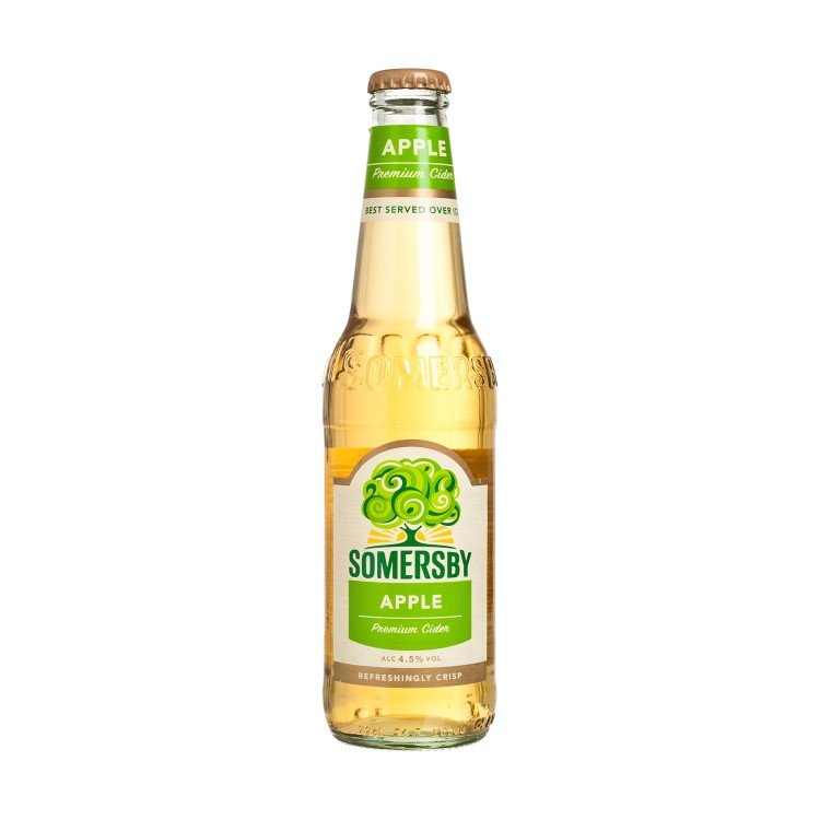 SOMERSBY - APPLE CIDER - 330ML