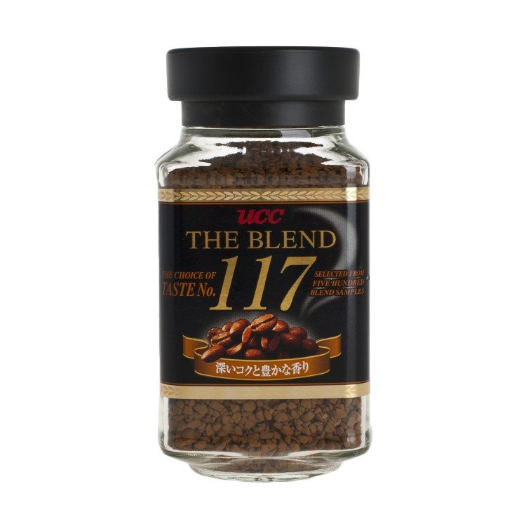 UCC - INSTNAT COFFEE NO 117 - 90G