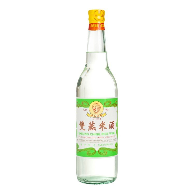 YUET WO - SHEUNG CHING RICE WINE - 630ML