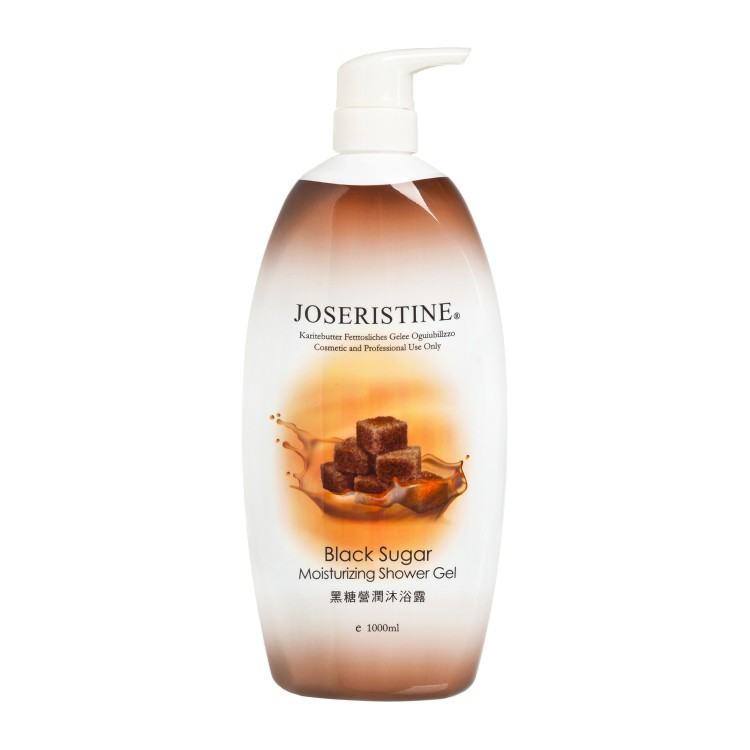 JOSERISTINE BY CHOI FUNG HONG - BLACK SUGAR MOISTURIZING SHOWER GEL - 1L