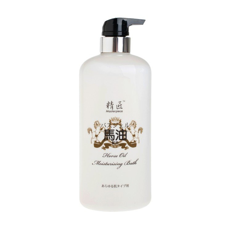 MASTERPIECE - HORSE OIL MOISTURIZING BATH - 750ML
