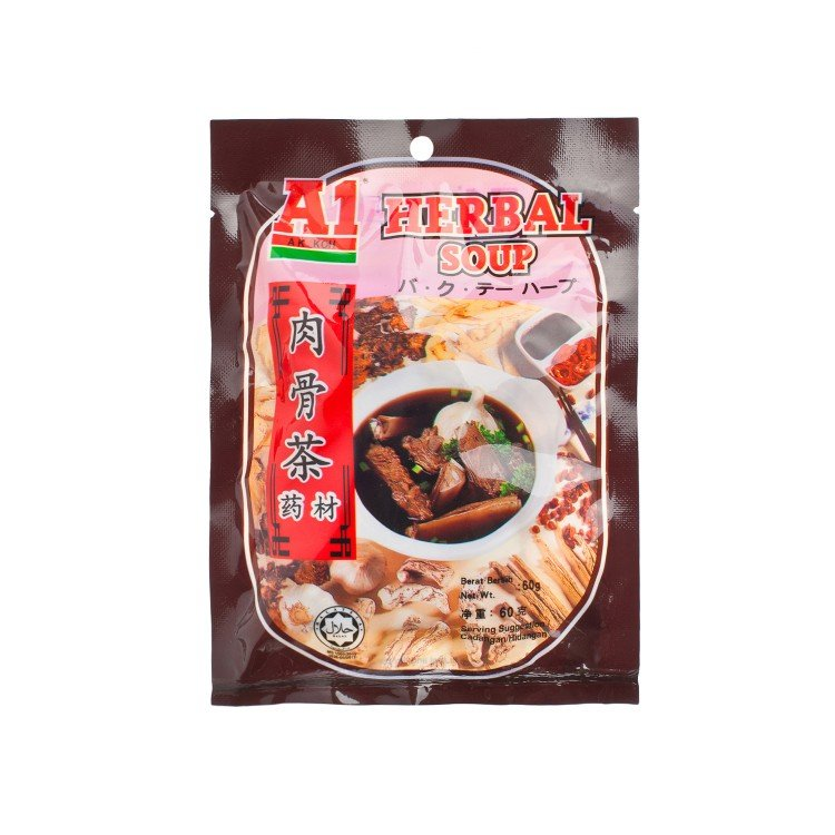 A1 - HERBAL SOUP (BKT HERBS) - 60G