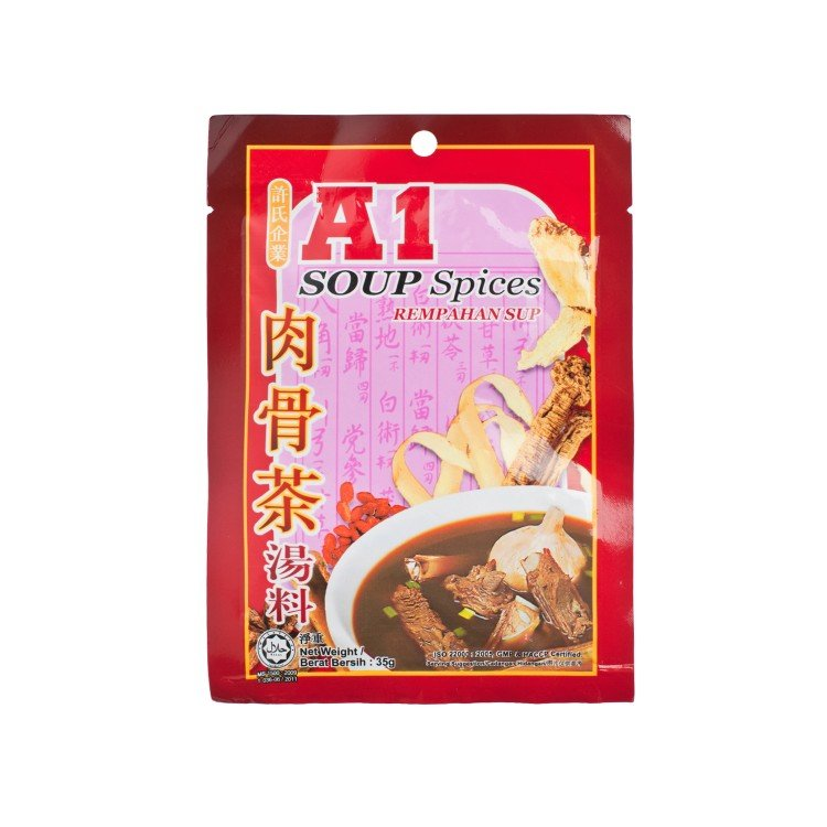 A1 - SOUP SPICES (BKT) - 35G