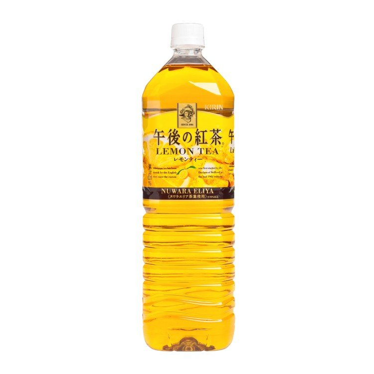 KIRIN - AFTERNOON TEA LEMON TEA - 1.5L