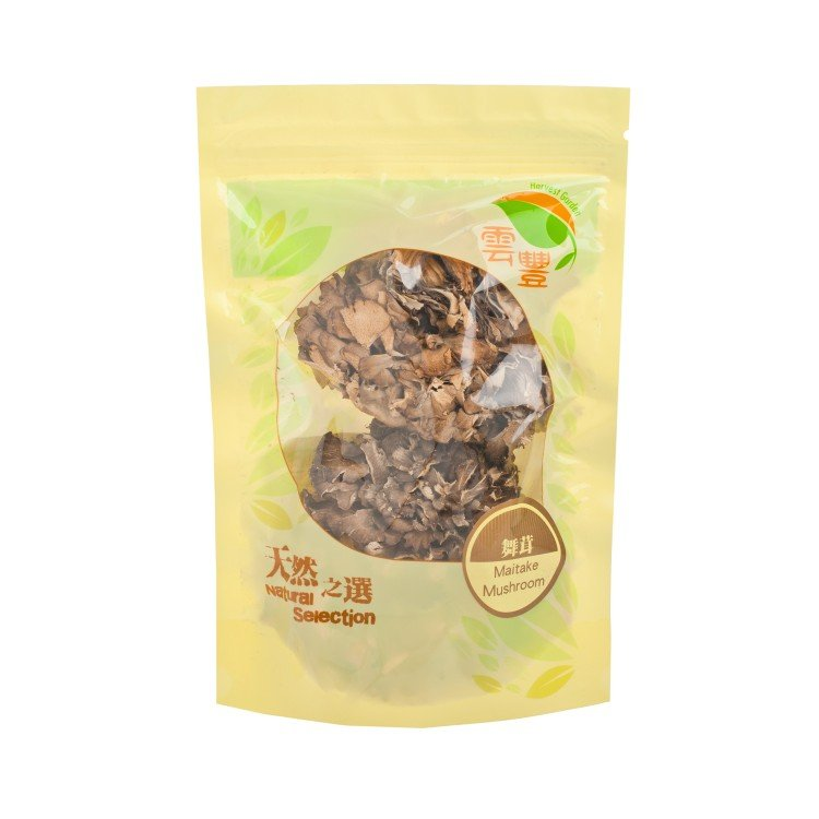 HARVEST GARDEN - DRIED MAITAKA - 100G