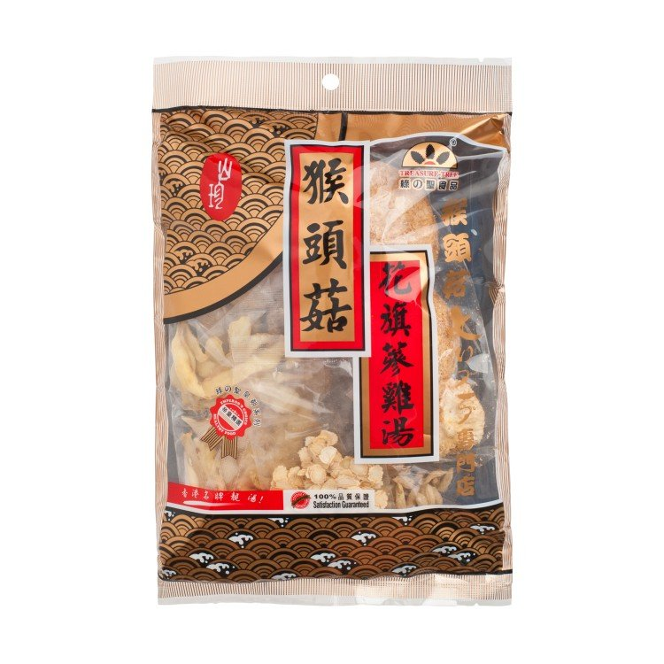 TREASURE-TREE -  M.H.M. AMERICAN GINSENG CHICKEN SOUP - 118G