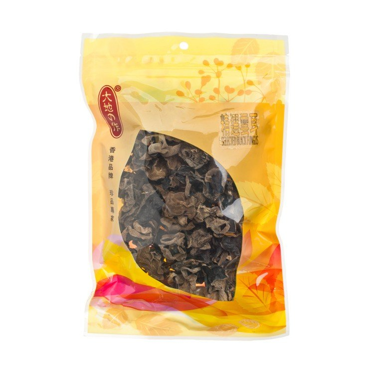 NATURE'S CREATION - SELECTED BLACK FUNGUS - 80G