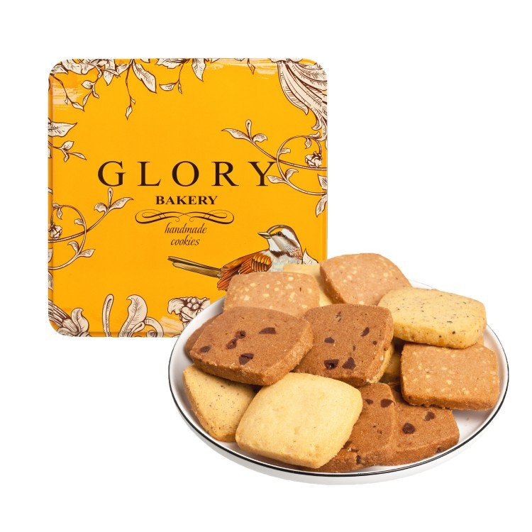 GLORY BAKERY - CHA CHAAN TENG COOKIES - 320G
