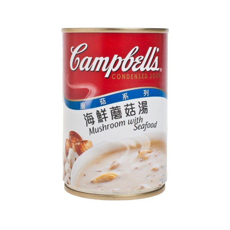 CAMPBELL'S - MUSHROOM WITH SEAFOOD - 300G